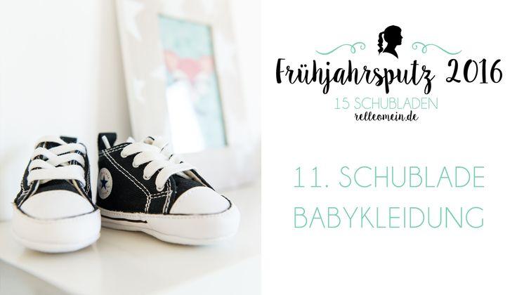 Babykleidung praktisch und leicht zu organisieren ist nicht schwer, man braucht nur das passende Ordnungssystem und die richtige Falttechnik...