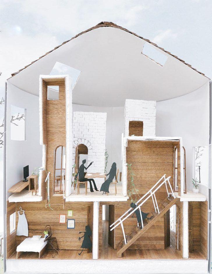 studio velocity - House in Chiharada (model)