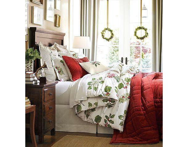 Christmas bedroom the most wonderful time of the year pinterest christmas bedroom - The year of the wonderful bedroom ...