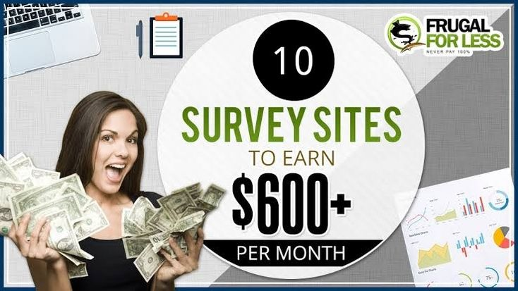 10 Best Survey Websites to Make Money! – Earn Money Online