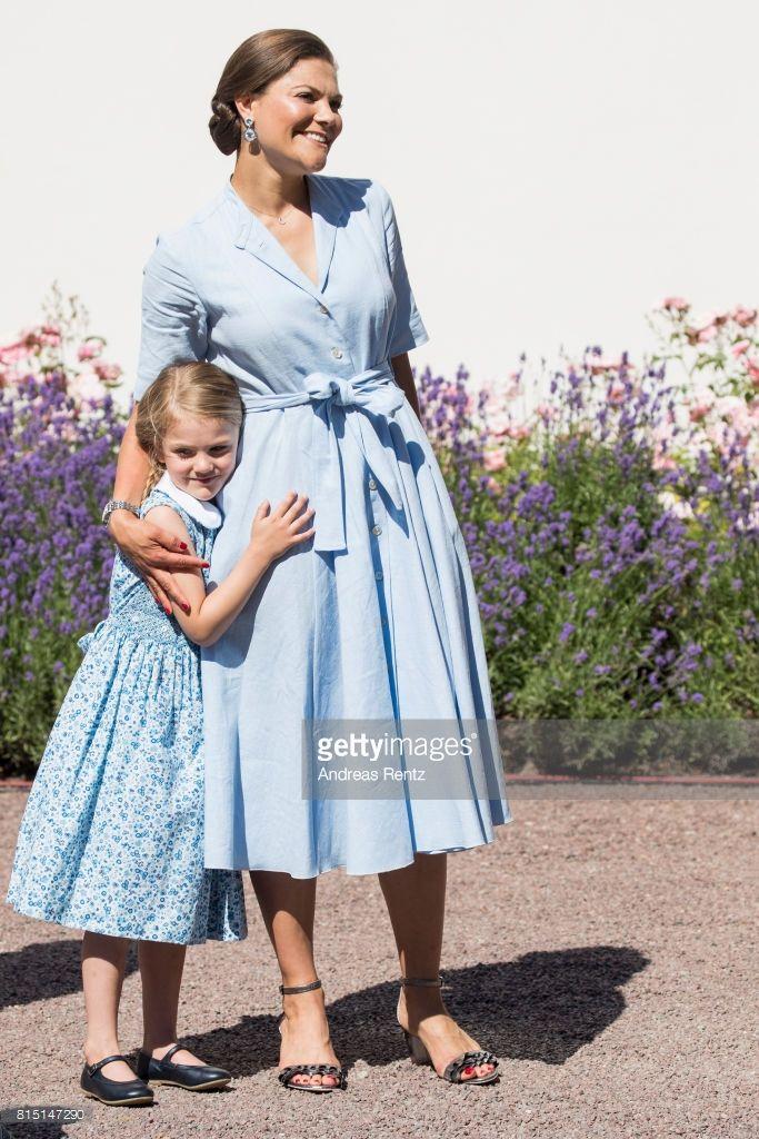 Swedish Crown Braid Tutorial: De 864 Bästa Royals-bilderna På Pinterest