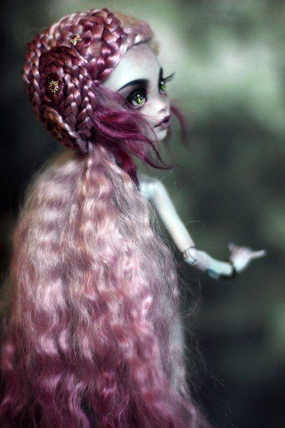 Custom Monster High doll