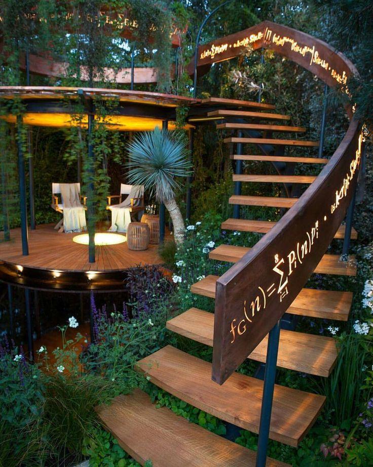74 best Jardin images on Pinterest Landscaping, Gardening and Decks - mini jardin japonais d interieur