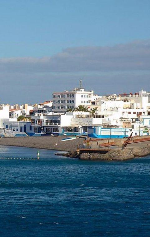 Puerto de Las Nieves, Gran Canaria