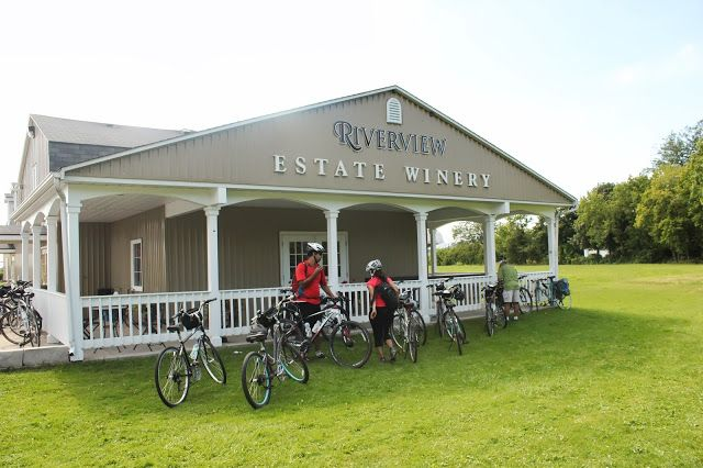 Riverview Winery in Niagara on the Lake. #winetasting