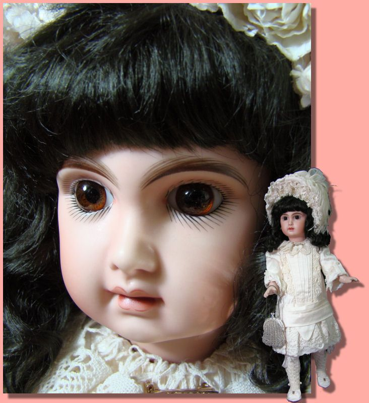 Porcelain Dolls for Sale - L'Intrepid - The Walking Doll