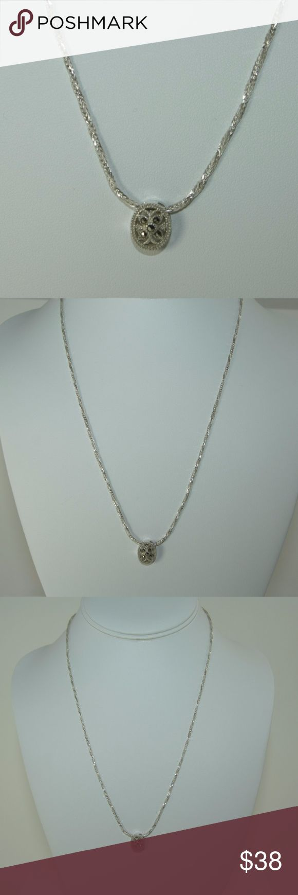Epic Silver Necklace