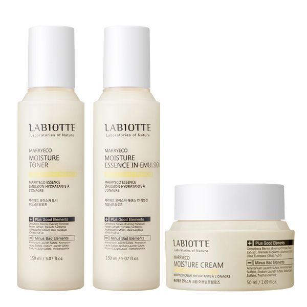 [Labiotte] Marryeco Moisture Evening Primrose SET - bbcosmetic