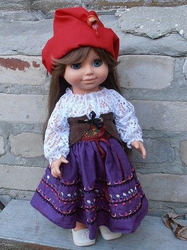 """Внезапный подарок и Красная Шапочка. Куклы фабрики """"Весна"""" / Другие интересные игровые куклы для девочек / Бэйбики. Куклы фото. Одежда для кукол"""