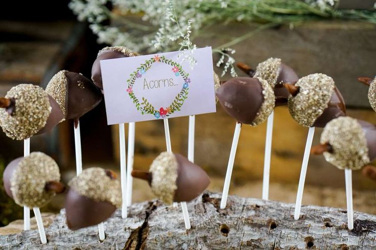 Boho Enchanted Forest Party Birthday Party Ideas   Photo 1 of 17