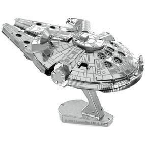 [Star Wars: Millennium Falcon Metal Earth Model Kit £9.99