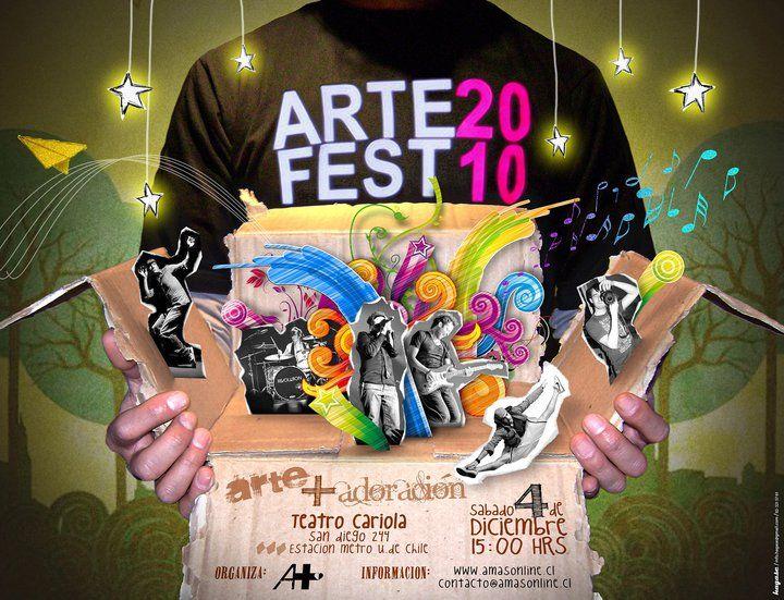 Arte Fest /Ahora, A+ Festival