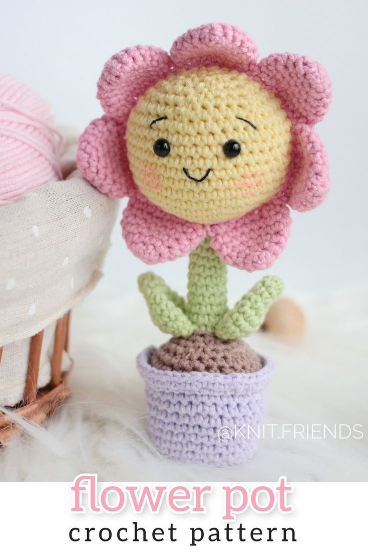 8 Free and Easy Amigurumi Patterns for Beginners | FeltMagnet | 1104x735