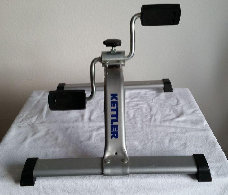 Kettler Mini Heimtrainer Arme Beine Bremswiderstand verstellbar