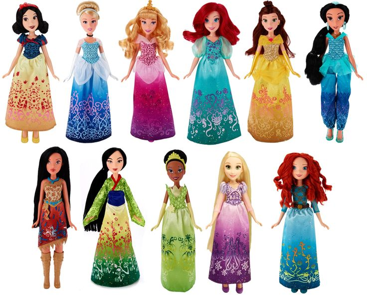Hasbro's Disney Princess Dolls Are Redefining Expectations | CompleteSet