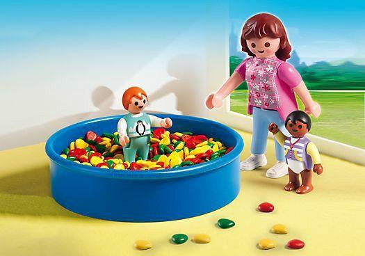 #Playmobil Niños