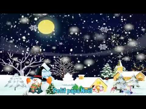 ▶ Les Chansons de Noël - Petit Papa Noël - YouTube
