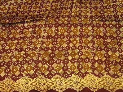 Roemahcantikku Batik Gallery - produktif. - TH - 06 Batik Cap Kain Sutra