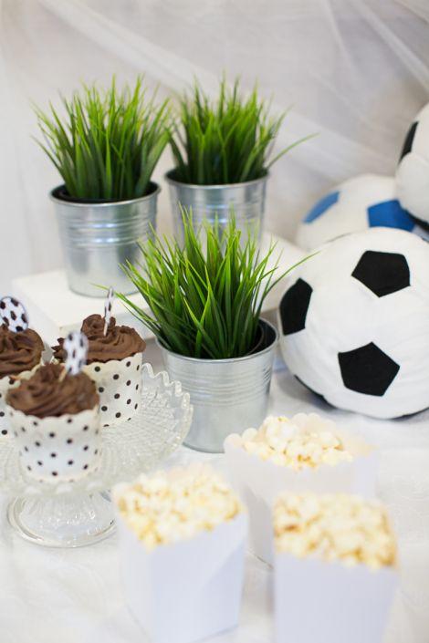 5 gode råd når du skal planlegge barnebursdag, birthday,party,football,Diy room decor,Arrangøren