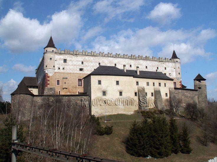 Zvolen Castle | Zvolenský zámok /* Zvolen Castle /Muzeum.SK - múzeum, galéria ...
