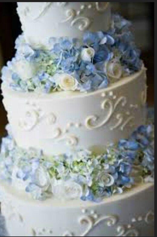 Wedding Cake Mock Up