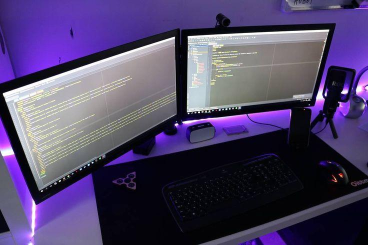 by @code_teacher // #software #development #programmer #developer #softwaredeveloper #webdesigner #programming #reactjs #javascript #setup #jetbrains #coding #html #css #frontenddeveloper #backenddeveloper #fullstackdeveloper #ikea #setupinspirations #webdev #coder #gaming