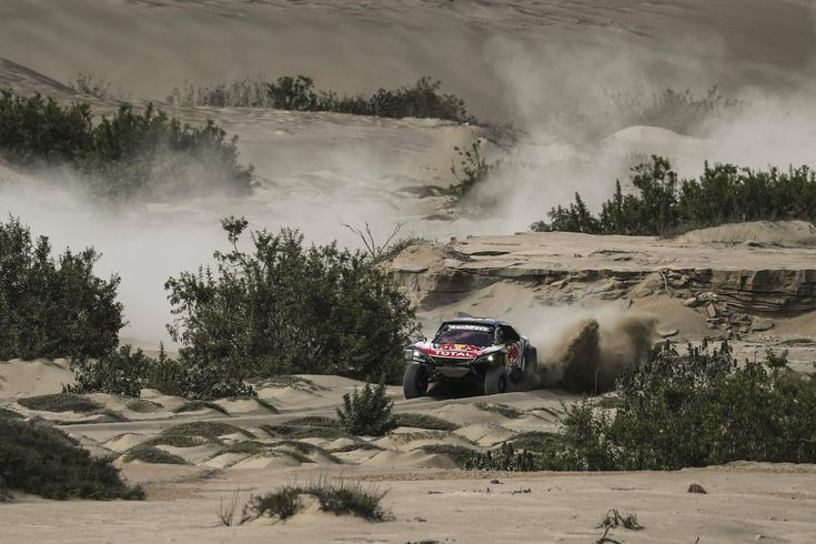 #Dakar2018 #3008DKRMaxi