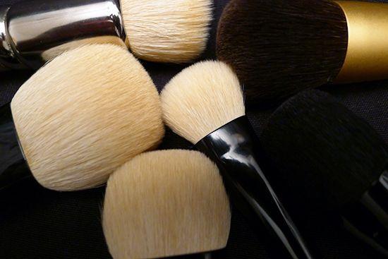 My Brush Collection: Part One – Favorite Foundation Brushes (Hakuhodo & Koyudo)