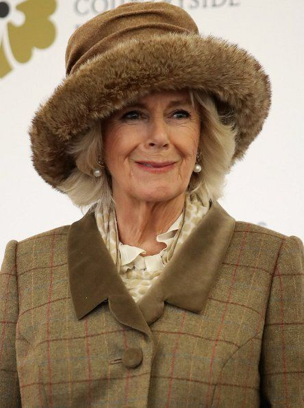 Prince Charles and Camilla attended the fundraising event at Ascot