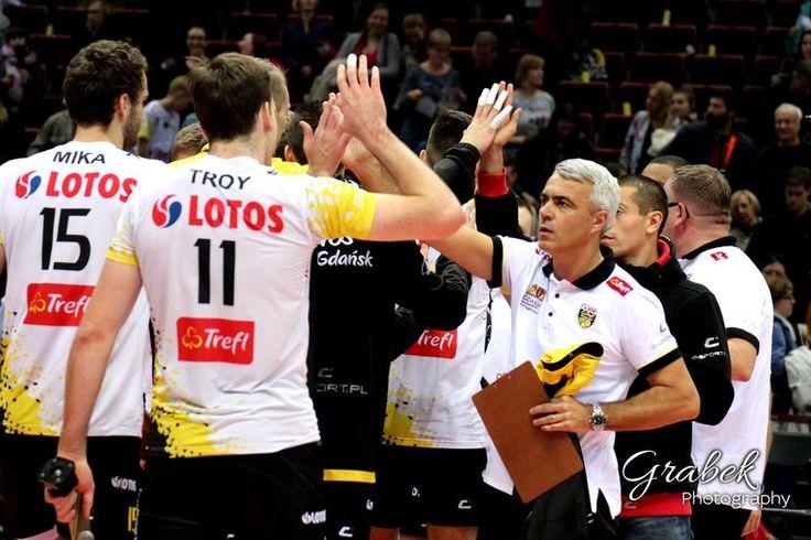#PlusLiga: LOTOS Trefl Gdańsk - AZS PW