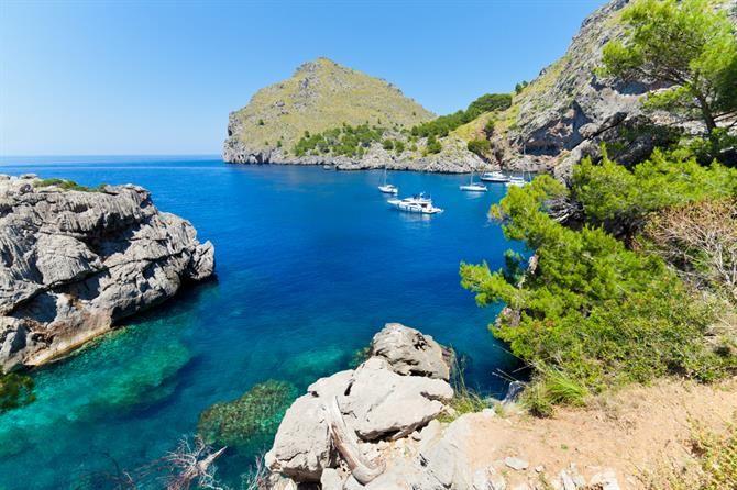 Sa Calabra, Mallorca