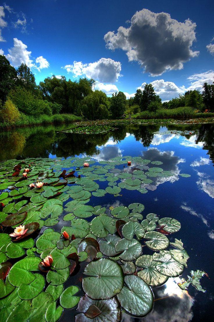 Lodz - Botanical Garden - http://www.polen.travel/sv/stader-och-stadslivet/lodz-en-stad-av-kreativitet-och-energi
