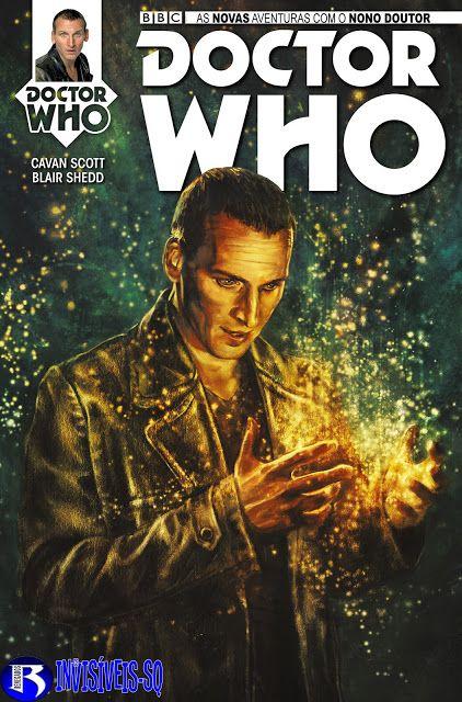 SAM-COMICS: Doctor Who - O Nono Doutor 02 (2015)