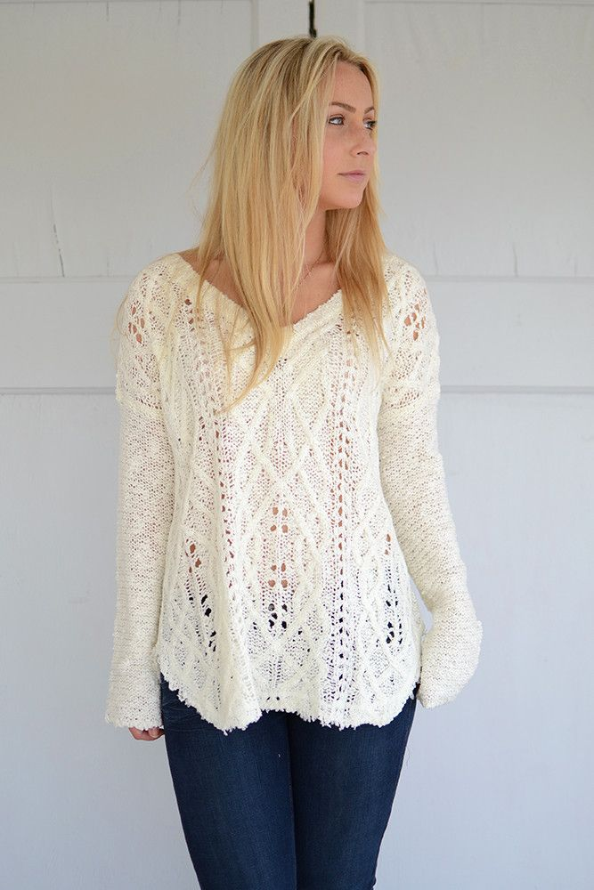 Alexandra Sweater from Page 6 Boutique