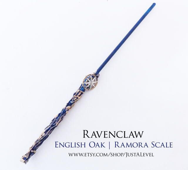 how to make a harry potter magic wand that works