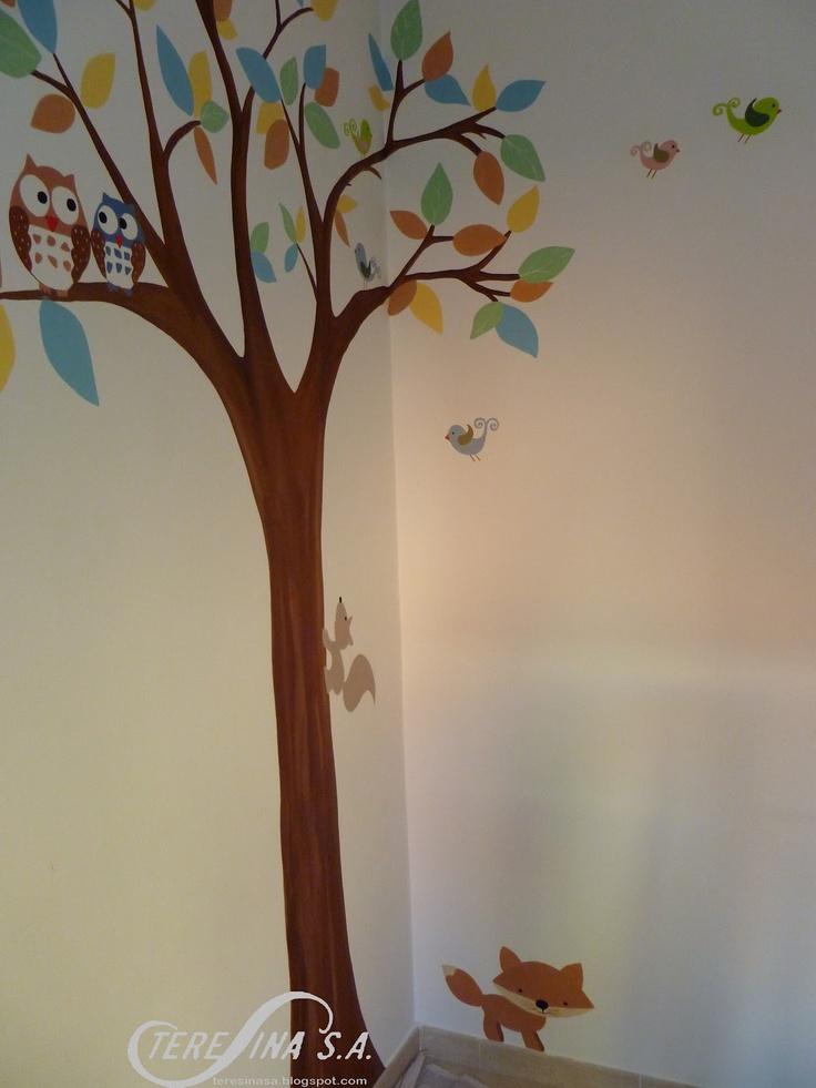 mural infantil / kids