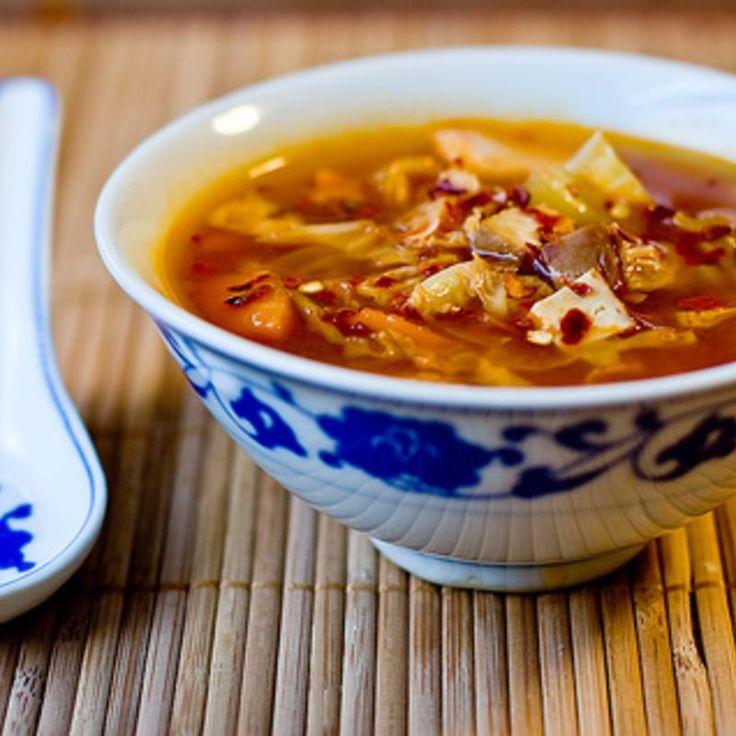 hot and sour tofu soup  wonton house  zmenu the most