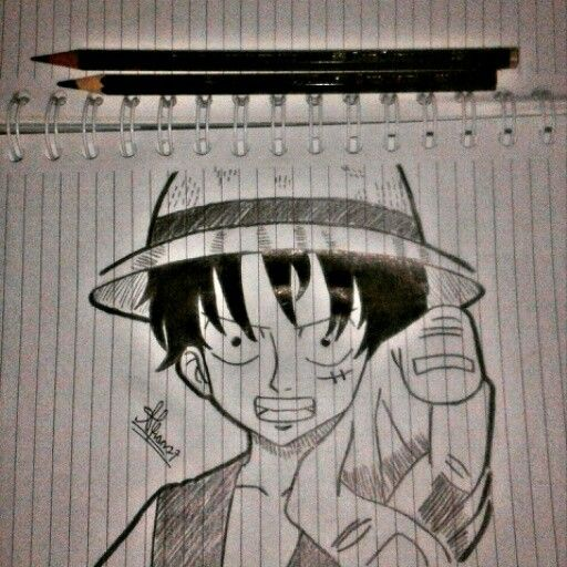 #Anime #OnePiece #Luffy