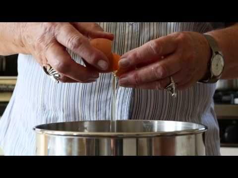 Vlaamse wafels op grootmoeders wijze. Recept door Goedele Van den Broeck voor Grandma's Design