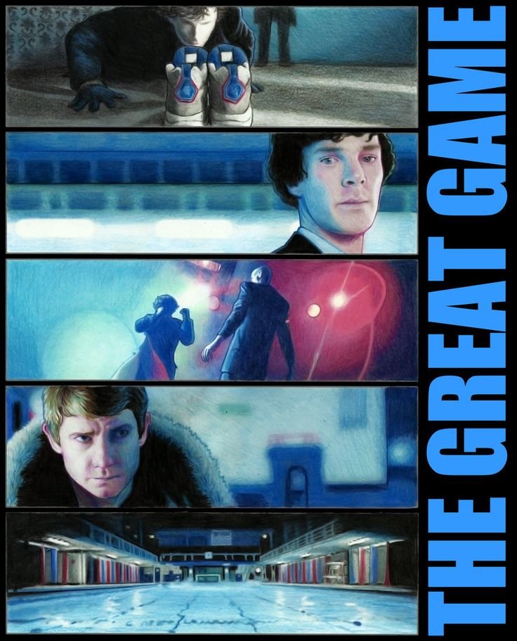 """""""The Great Game"""""""