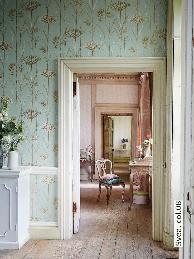 Die besten 25+ Harlekin tapete Ideen auf Pinterest Luxus-Tapete - tapeten schlafzimmer modern