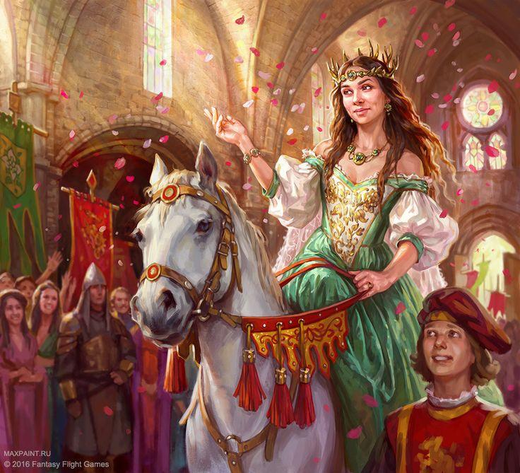 Margaery Tyrell by Ekaterina Burmak