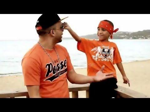 Manny Montes ft. Sugar (Hijo De Manny Montes) Mira Pal Lao (VideoClipOfi...