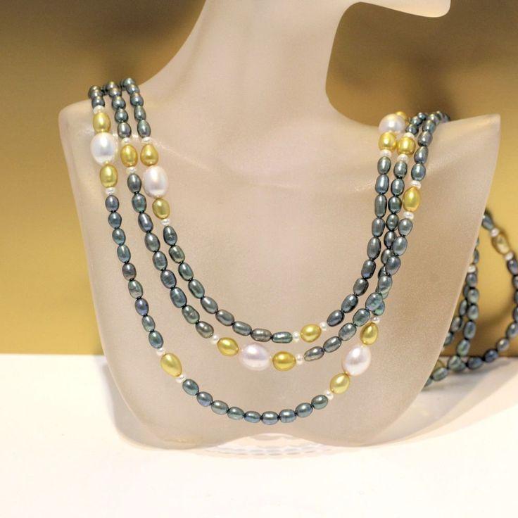 25 parasta ideaa pinterestiss echte perlenkette echte perlen ohrringe ja halskette echt silber. Black Bedroom Furniture Sets. Home Design Ideas