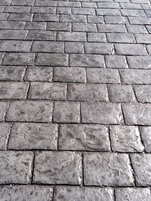 Best 25 Stamped concrete driveway ideas on Pinterest Stamped