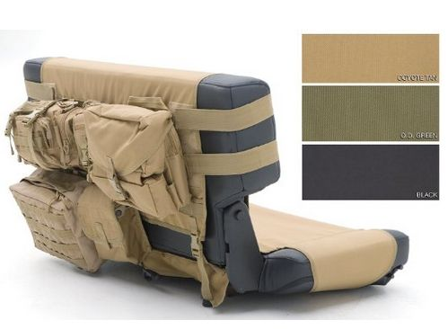 tactical rear seat cover