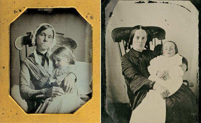 Fotografias post-mortem, como o próprio nome indica, é a prática de fotografar pessoas recentemente falecidas. Muito utilizada no século 19, a sinistra atividade era geralmente encomendada por famí…