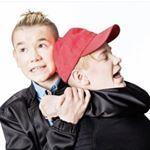"""84 χιλ. """"Μου αρέσει!"""", 15 χιλ. σχόλια - Marcus & Martinus ♪ (@marcusandmartinus) στο Instagram: """"How's your day? Will you be our Valentine? 😍❤ #romantic #valentinesday #cringe"""""""