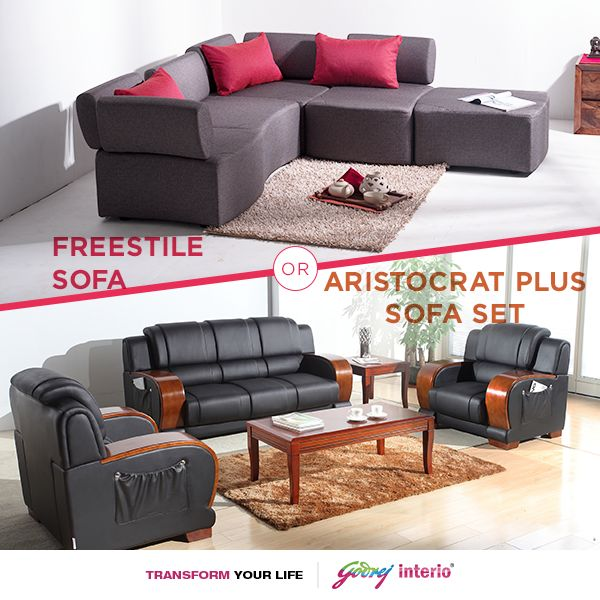 Clash of the classiest godrej interio sofa home homedecor livingroom makeover Godrej home furniture catalogue