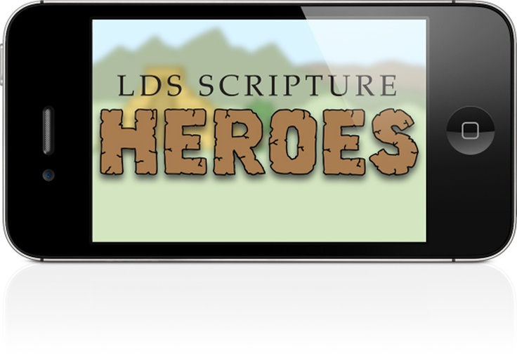 Mormon Cartoonist: Introducing LDS Scripture Heroes. LDS church apps for kids. Electronic quiet book addition. Theculturalhall.com